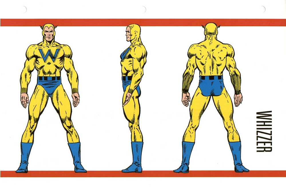 the gallery for gt marvel whizzer